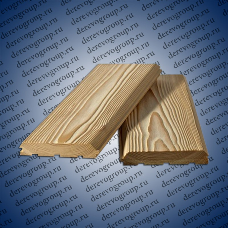 Имитация бруса из лиственницы 21x140x2-5 м