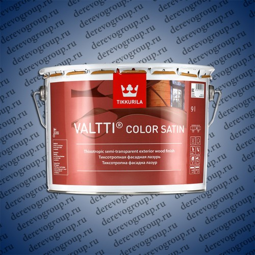 Антисептик с сатиновым блеском – Valtti Color Satin Tikkurila