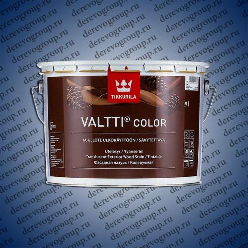 Фасадная лазурь-антисептик - Valtti Color Tikkurila