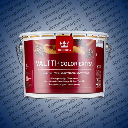 Глянцевая колеруемая лазурь - Valtti Color Extra Tikkurila