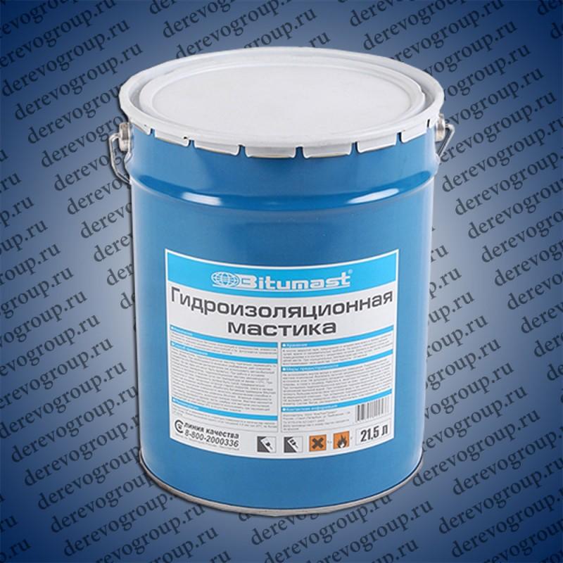 Мастика гидроизоляционная bitumast 4.5 кг 5 л отличие краски для потолка и стен