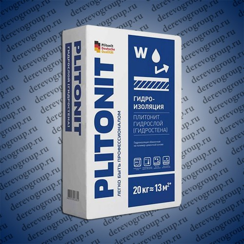 Гидроизоляционная мастика KIILTO Fiberpool 7 кг