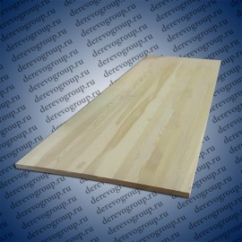 Щит мебельный хвоя сорт АB 30 х 80 cм