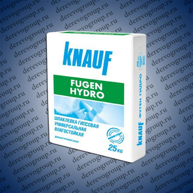 Шпаклевка гипсовая Knauf Фуген 25 кг
